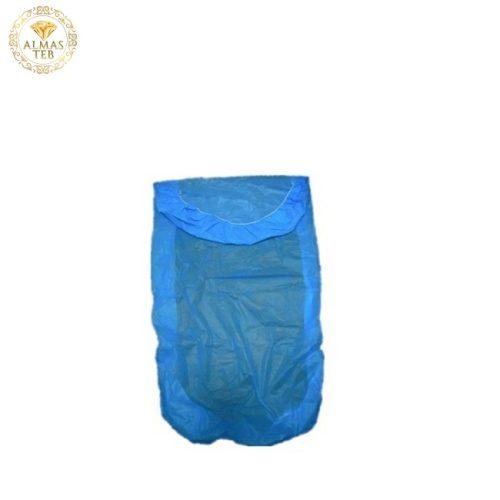 ملحفه کشدار یکبار مصرف 220*80 آبی